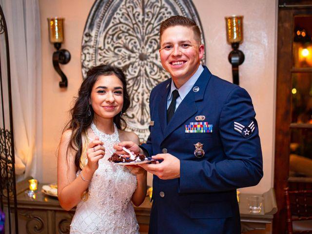 Angelica and Sean's Wedding in Tucson, Arizona 4