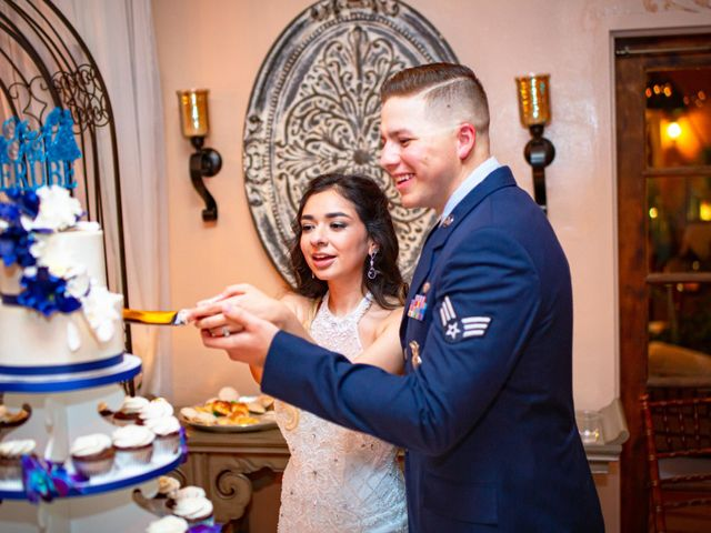 Angelica and Sean's Wedding in Tucson, Arizona 5