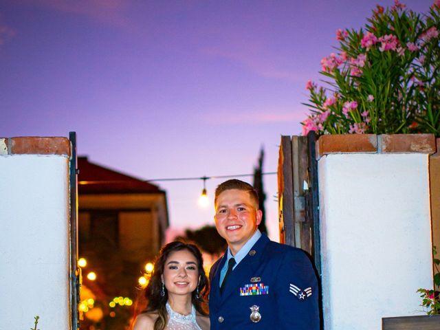 Angelica and Sean's Wedding in Tucson, Arizona 6