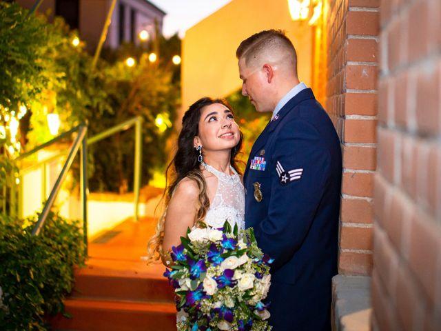 Angelica and Sean's Wedding in Tucson, Arizona 8