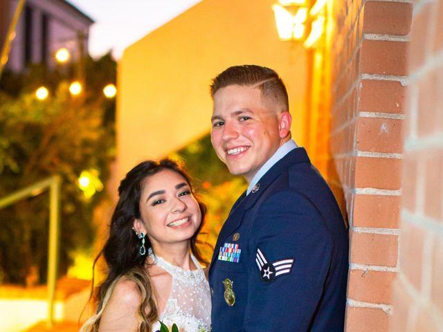 Angelica and Sean's Wedding in Tucson, Arizona 9