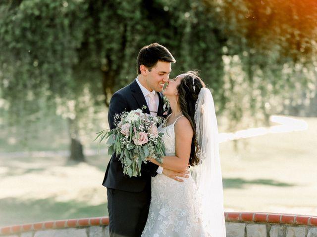 The wedding of Amaris and Sam