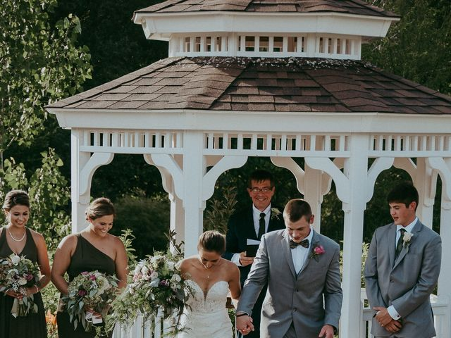 Madison and Jared's Wedding in Cortland, New York 28