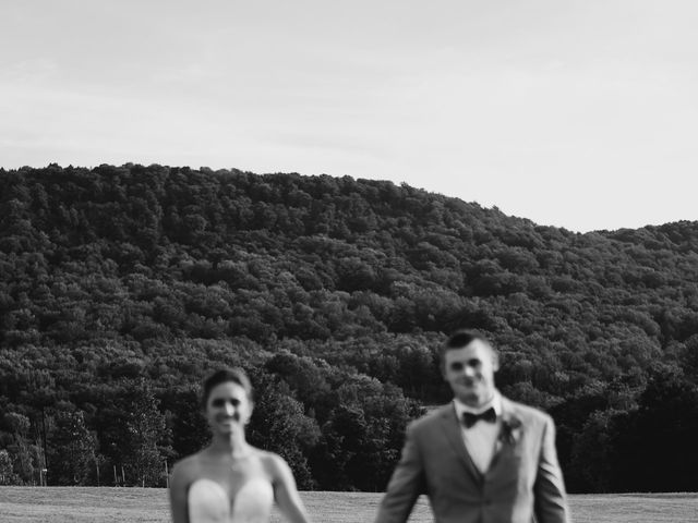 Madison and Jared's Wedding in Cortland, New York 36