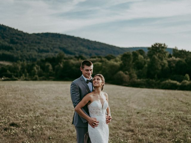Madison and Jared's Wedding in Cortland, New York 45