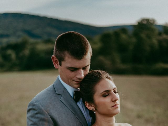 Madison and Jared's Wedding in Cortland, New York 46