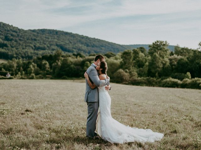 Madison and Jared's Wedding in Cortland, New York 51