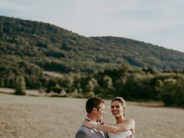 Madison and Jared's Wedding in Cortland, New York 54