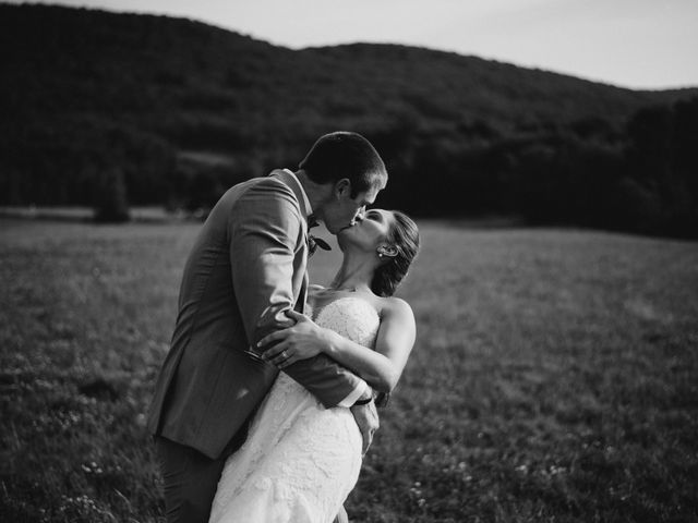 Madison and Jared's Wedding in Cortland, New York 57