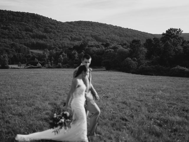 Madison and Jared's Wedding in Cortland, New York 59