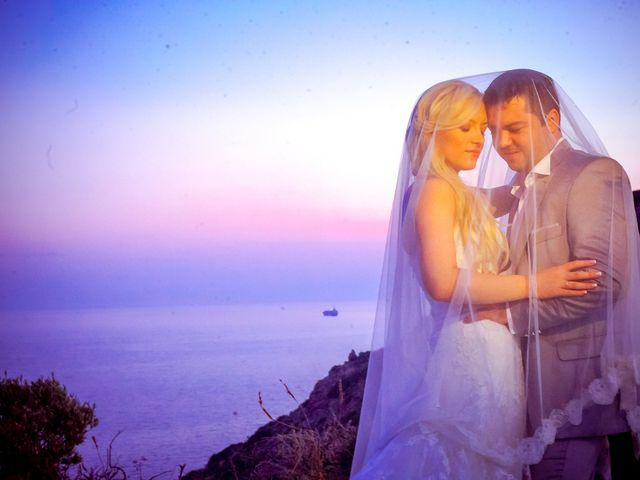 ANTONIA and CRIS's Wedding in Athens, Greece 5