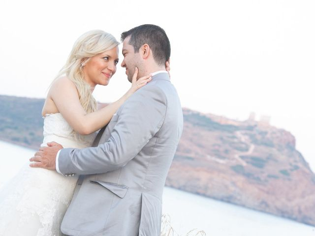ANTONIA and CRIS's Wedding in Athens, Greece 6