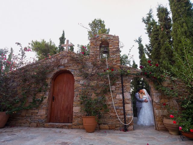 ANTONIA and CRIS's Wedding in Athens, Greece 19
