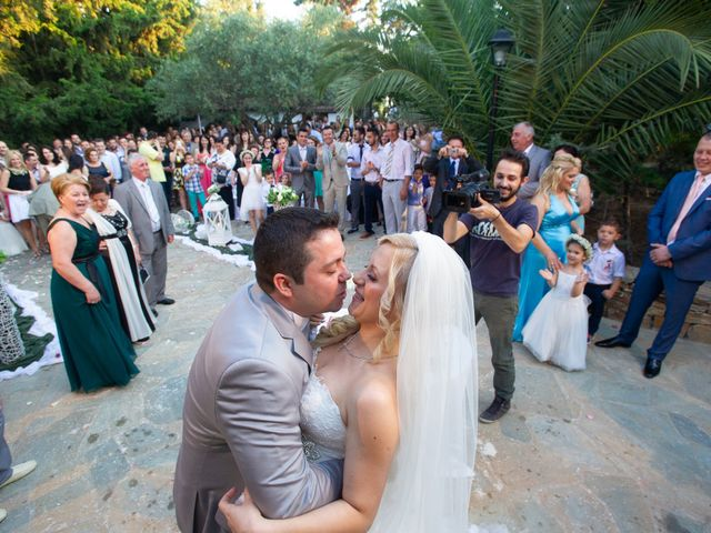 ANTONIA and CRIS's Wedding in Athens, Greece 24