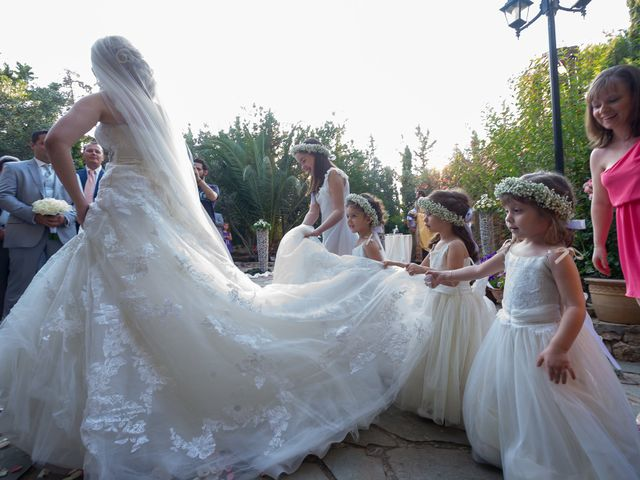 ANTONIA and CRIS's Wedding in Athens, Greece 44