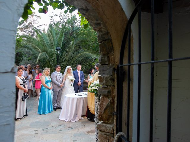 ANTONIA and CRIS's Wedding in Athens, Greece 45