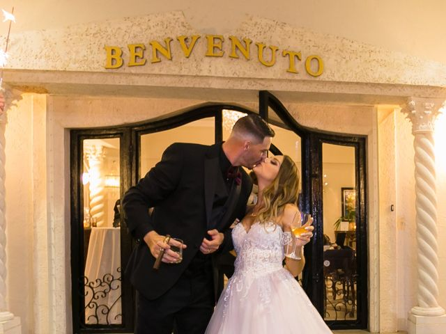 Taylor and Maegan's Wedding in West Palm Beach, Florida 3