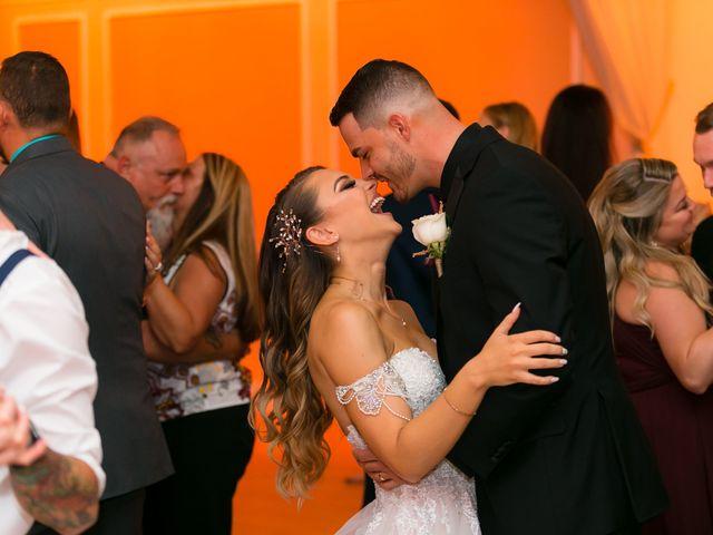 Taylor and Maegan's Wedding in West Palm Beach, Florida 11