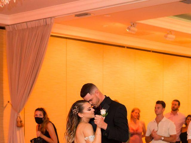 Taylor and Maegan's Wedding in West Palm Beach, Florida 12