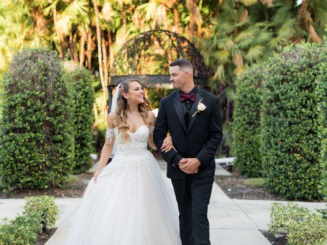 Taylor and Maegan's Wedding in West Palm Beach, Florida 16