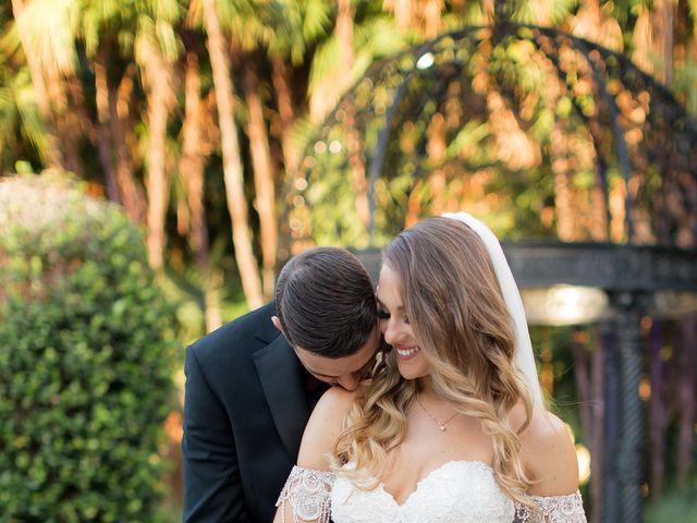 Taylor and Maegan's Wedding in West Palm Beach, Florida 17