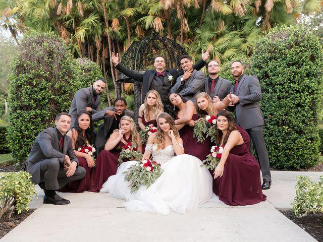 Taylor and Maegan's Wedding in West Palm Beach, Florida 20