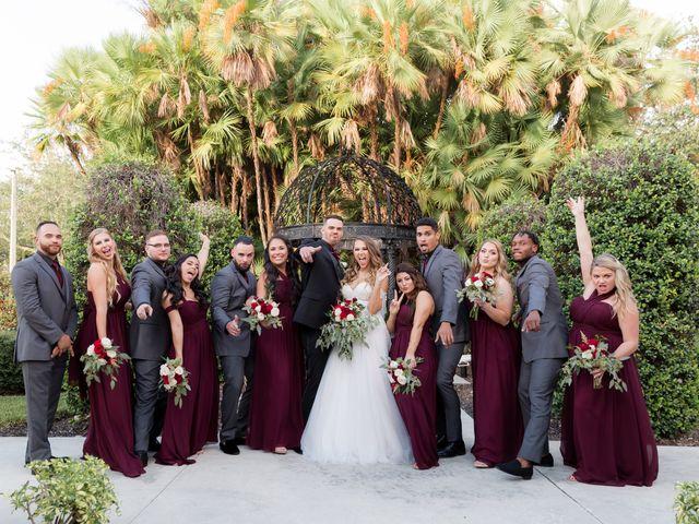 Taylor and Maegan's Wedding in West Palm Beach, Florida 23