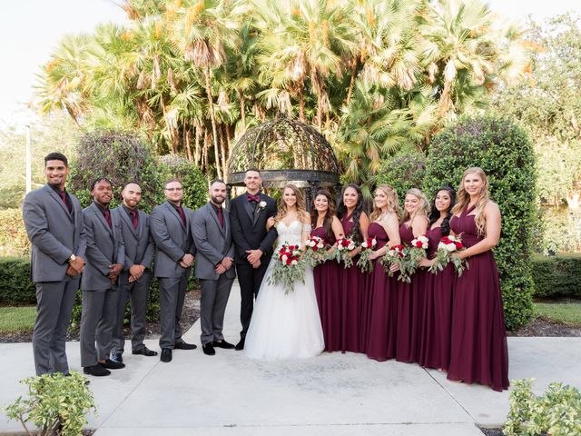 Taylor and Maegan's Wedding in West Palm Beach, Florida 24