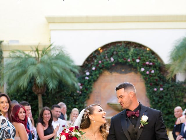 Taylor and Maegan's Wedding in West Palm Beach, Florida 25