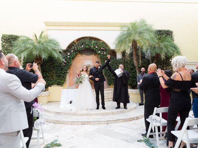 Taylor and Maegan's Wedding in West Palm Beach, Florida 26