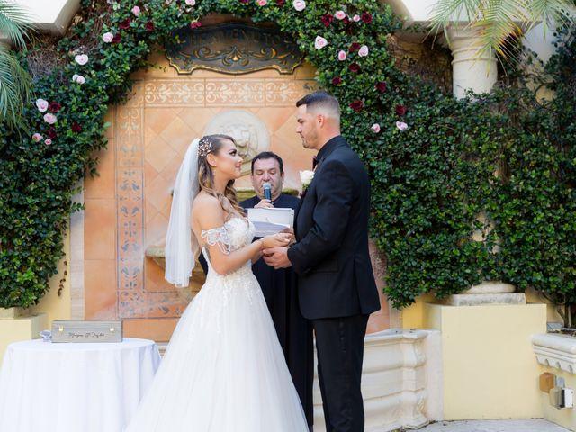 Taylor and Maegan's Wedding in West Palm Beach, Florida 29