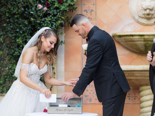 Taylor and Maegan's Wedding in West Palm Beach, Florida 31