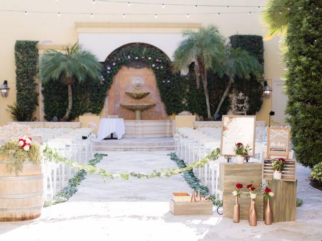 Taylor and Maegan's Wedding in West Palm Beach, Florida 32