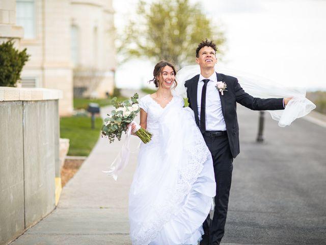 Sage and Tyler's Wedding in Manti, Utah 7