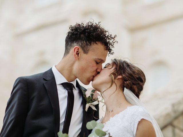 Sage and Tyler's Wedding in Manti, Utah 11