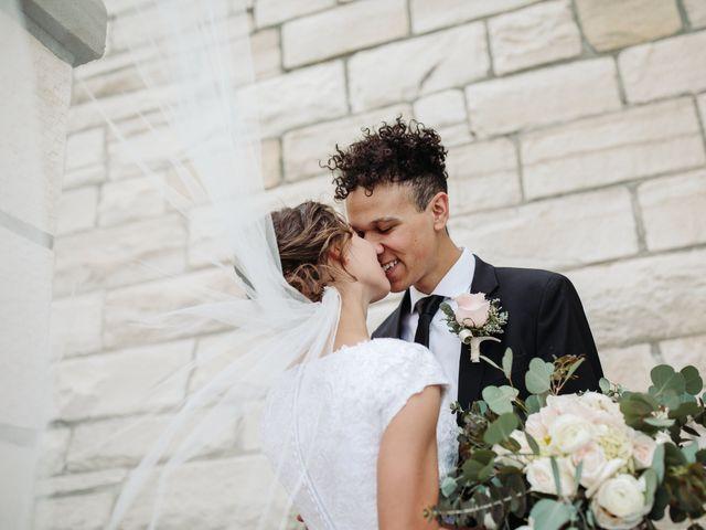Sage and Tyler's Wedding in Manti, Utah 12