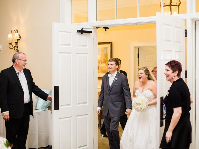 Jennifer and Jonathan's Wedding in Nashville, North Carolina 16