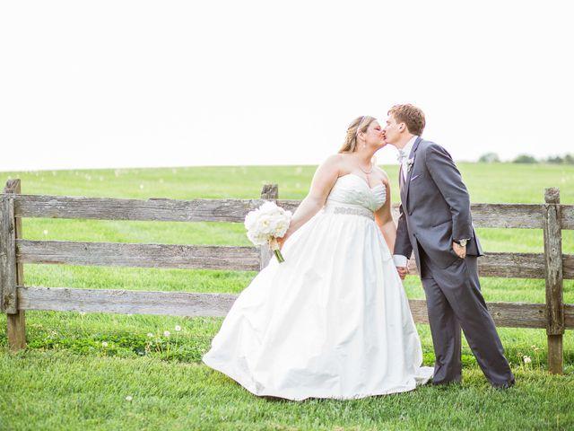 Jennifer and Jonathan's Wedding in Nashville, North Carolina 12