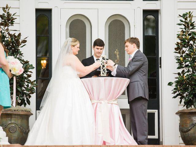 Jennifer and Jonathan's Wedding in Nashville, North Carolina 11