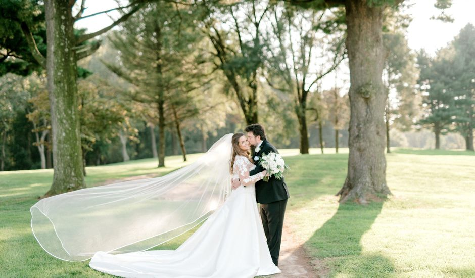 Harry and Elizabeth's Wedding in Newark, Delaware
