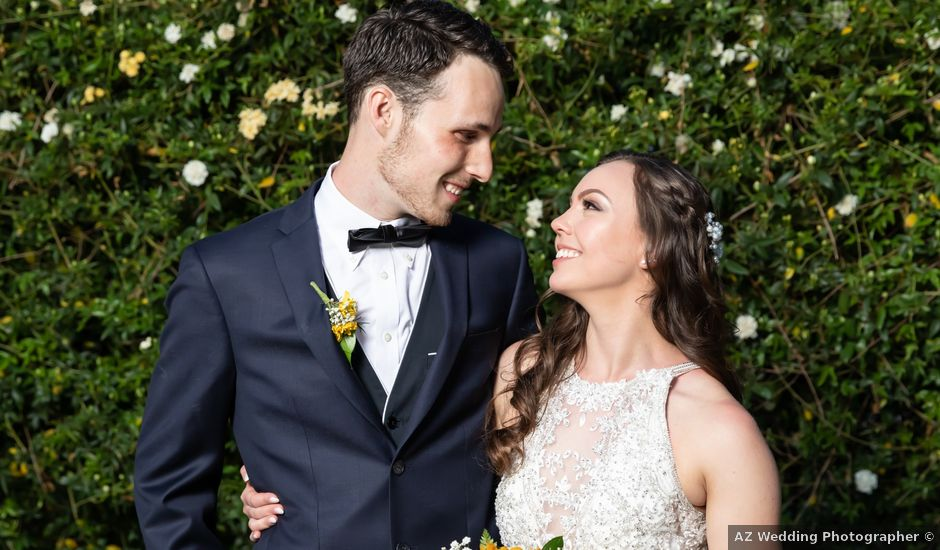 Angelina and Brandon's Wedding in Phoenix, Arizona