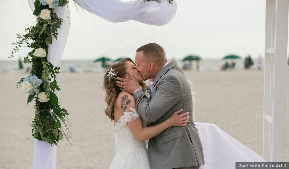 Tj Belevender and Lindsey's Wedding in Charleston, South Carolina