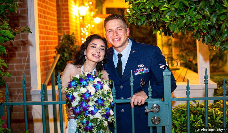 Angelica and Sean's Wedding in Tucson, Arizona
