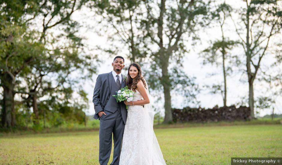 Kayla and James's Wedding in Pavo, Florida