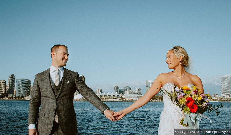 Stephen and Carrie's Wedding in Coronado, California