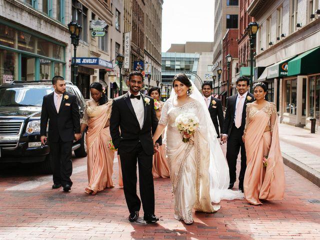 Geethika and Eranda's Wedding in New Hartford, Connecticut 12