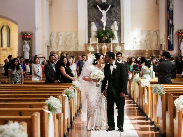 Geethika and Eranda's Wedding in New Hartford, Connecticut 8