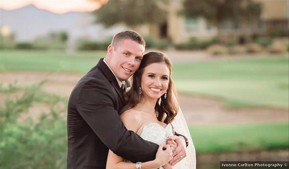 Elena and Matt's Wedding in San Tan Valley, Arizona