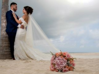 The wedding of Maribel and Alex 1