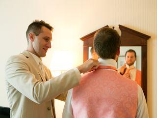 August and Rebecca's Wedding in Ligonier, Pennsylvania 3
